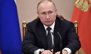 Владимир Путин 2 апреля выступит с обращением к россиянам