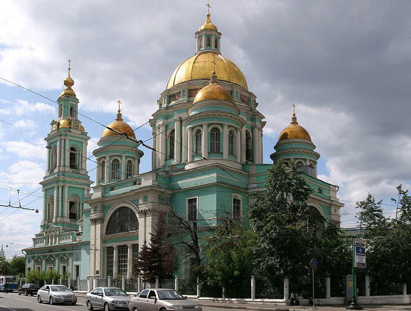 Настоятель Елоховского собора в Москве умер от коронавируса