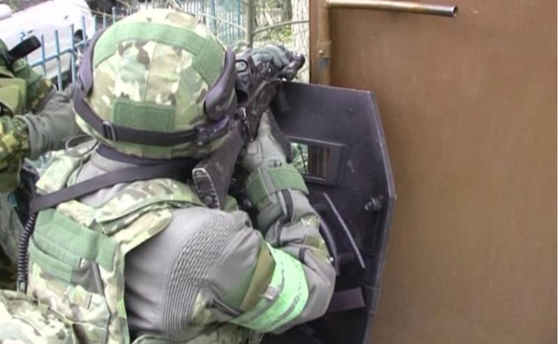 В Екатеринбурге сотрудники ФСБ предотвратили подготовку теракта