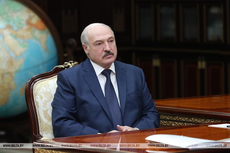 Белоруссия запросила помощь у россиян в борьбе с коронавирусом
