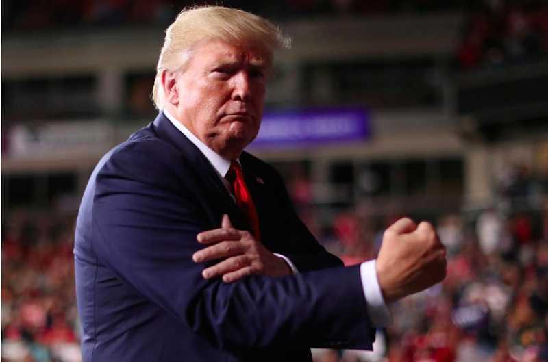 Трамп выиграл Флориду, но Байден идет с ним «ноздря в ноздрю»: все о выборах в США на данный момент