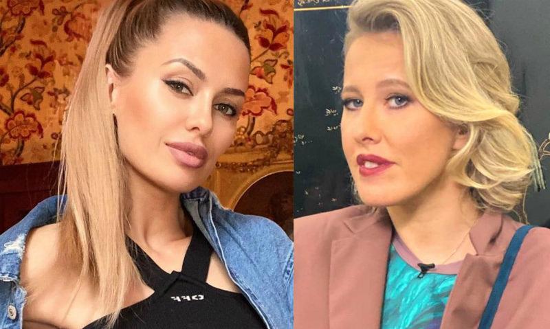 «Пусть отстаивает наши интересы, а не своего бизнеса»: Боня обвинила Собчак в лицемерии