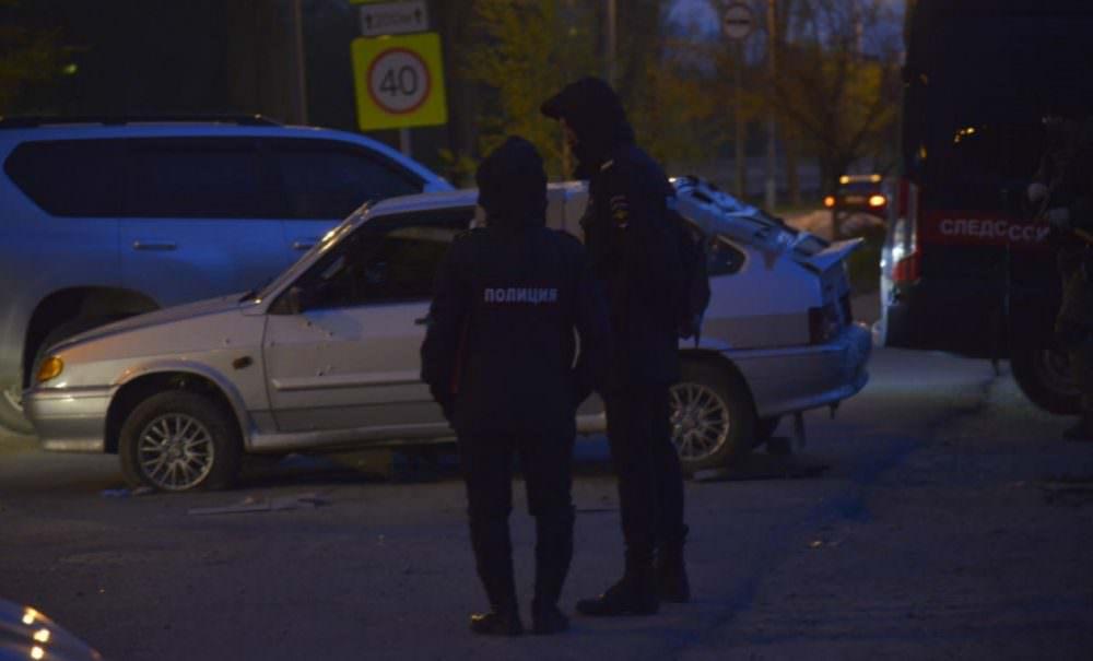 В автомобиле на улице Волгограда рванула граната