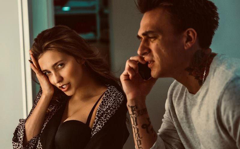 Регина Тодоренко снимает фильм про домашнее насилие