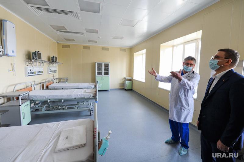 В разгар эпидемии Челябинская область осталась без медиков