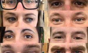 Глаза московских врачей после смены в больнице, где лечатся зараженные коронавирусом