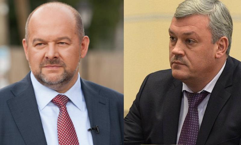 Главы двух регионов России объявили об отставке