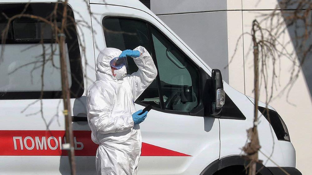 Предсказана мощность второй волны эпидемии коронавируса