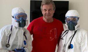 «Прощу прощения»: вылечившийся от коронавируса Лещенко извинился перед коллегами