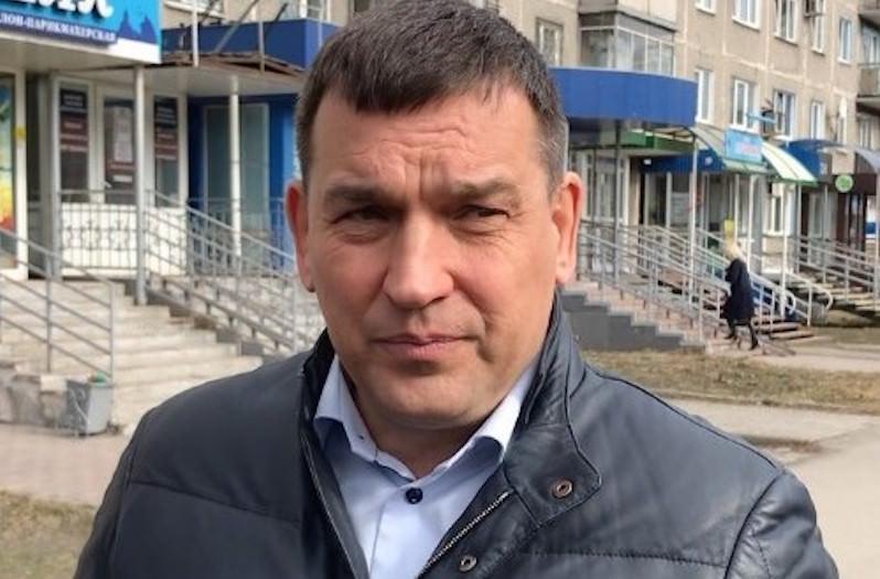 Тренировавшийся на площадке спортсмен нахамил мэру Новокузнецка