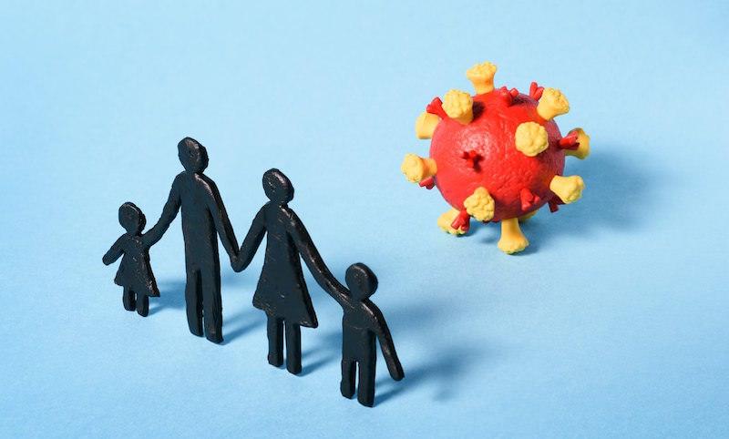 В России не осталось регионов без коронавируса