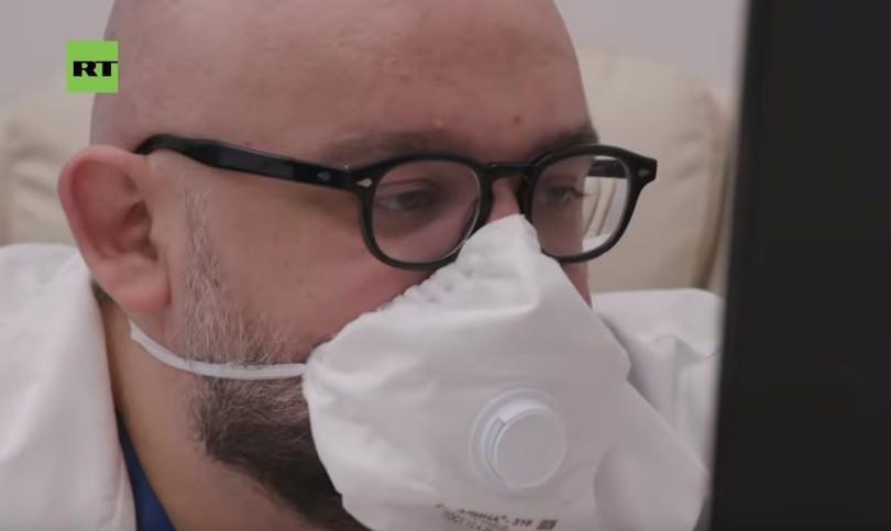 Главврач больницы в Коммунарке рассказал о своем удивлении от возраста больных коронавирусом