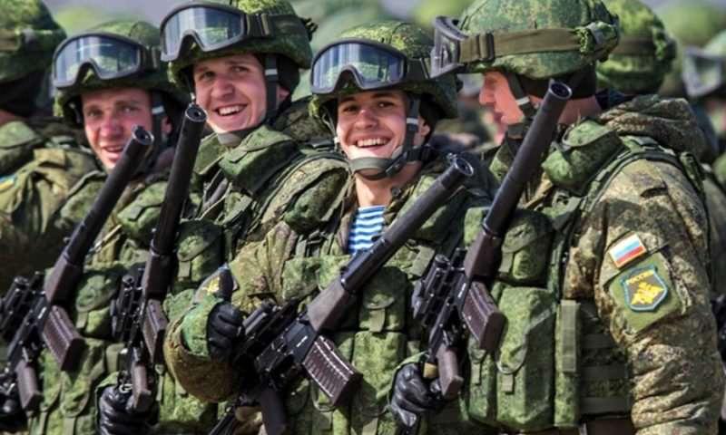 Россия вошла в пятерку стран с наибольшими расходами на вооружение