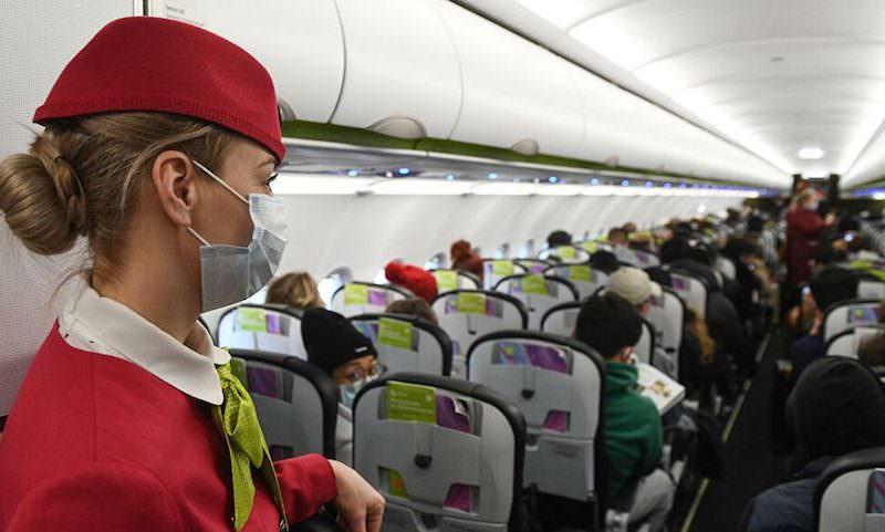«Новая нормальность»: после пандемии в России вводят новые правила допуска пассажиров в самолет