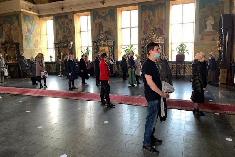 Между губернатором Свердловской области и епархией разразился конфликт
