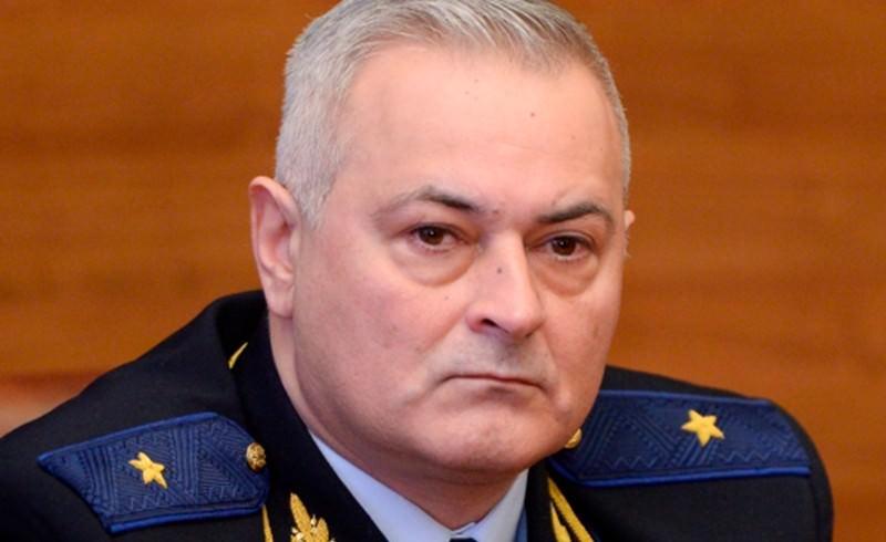 Путин уволил главного следователя МВД