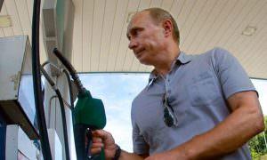 Российские власти решили запретить ввоз в страну дешевого бензина