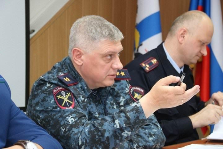 Новосибирский глава МВД уволился, когда вскрылись планы по штрафам за нарушение изоляции