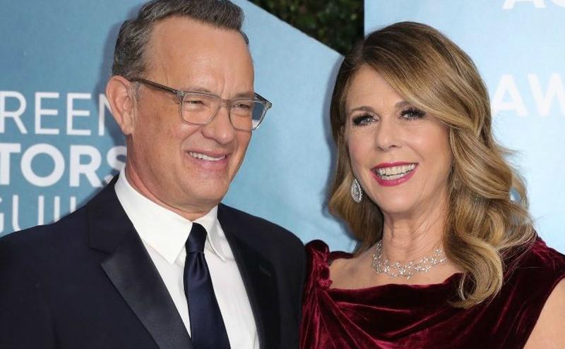Том Хэнкс с женой сдали кровь для разработки вакцины от коронавируса