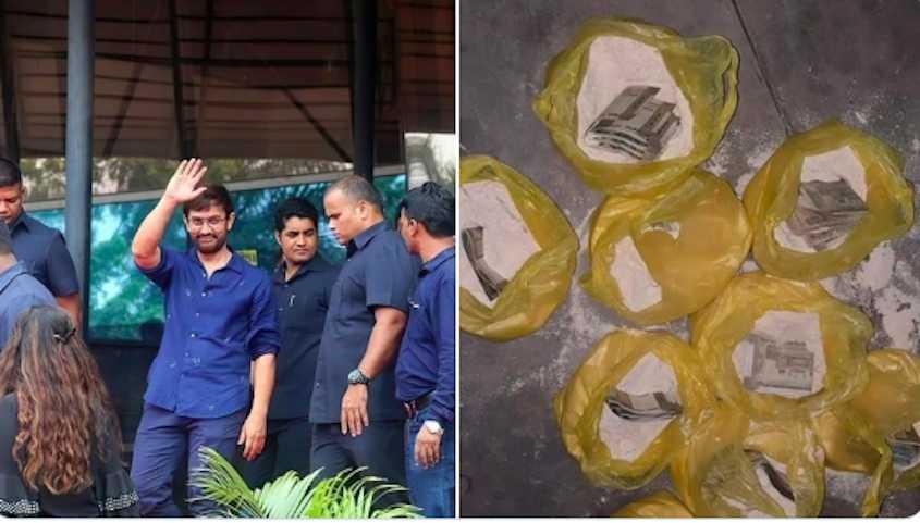 Индийский актер сделал необычное пожертвование - 1 кг муки с подвохом