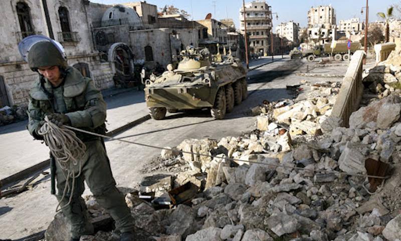 Сирийские власти наживаются на жителях страны: коррупция и махинации правительства Хамиса