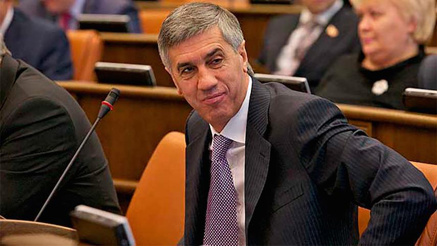 В Красноярске задержан известный бизнесмен и политик по делу о заказных убийствах
