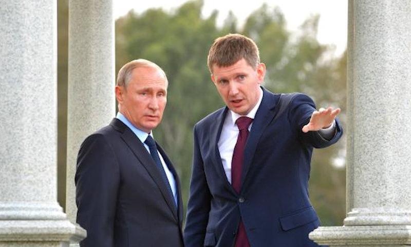 Министр разгневал Путина и вылетел из рабочей группы