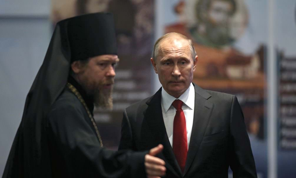 «Духовник Путина» рассказал о шантаже на 10 млн рублей