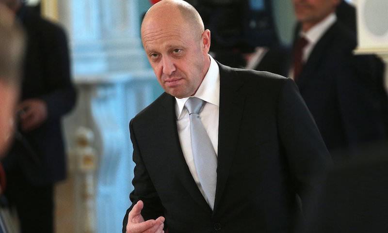 Пригожин посоветовал американским журналистам обратиться к Шнурову за комментарием о «нецензурных» сайтах