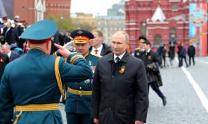 Путин назвал дату проведения Парада Победы