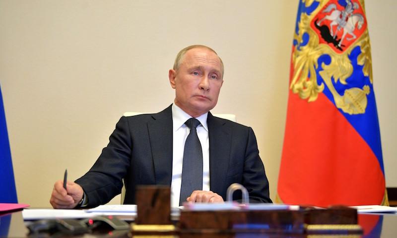 Путин объявил о смягчении режима ограничений из-за коронавируса