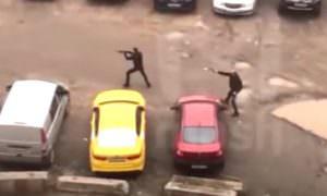 Масштабная перестрелка на юге Москвы: что произошло