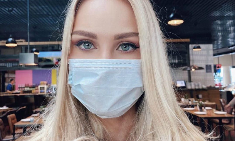 «Исчезло обоняние, воспалились гланды»: Мария Погребняк страдает от коронавируса