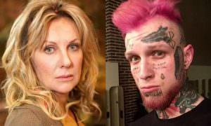 «Я просто урод»: татуированный сын Елены Яковлевой раскрыл причину развода с женой