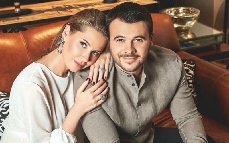 Экс-супруга Эмина Агаларова эмоционально прокомментировала разрыв