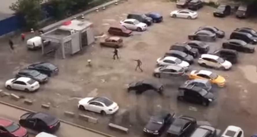 Задержаны трое участников перестрелки в Москве, один ранен