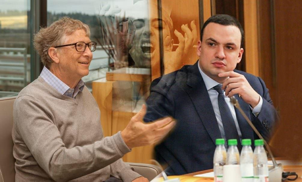 """""""Будь человеком, ответь моим избирателям"""": депутат Госдумы Ионин потребовал у Гейтса ответов о чипизации"""