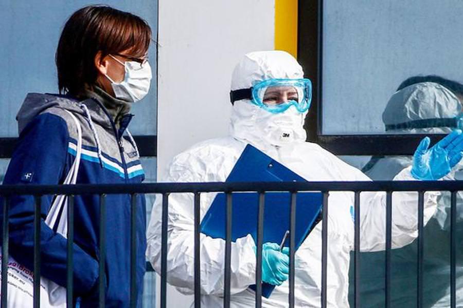 Немецкие вирусологи предупредили о второй и третьей волнах коронавируса