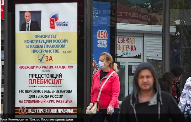 На воздухе несколько дней: Роспотребнадзор предложил ЦИК новую процедуру голосования