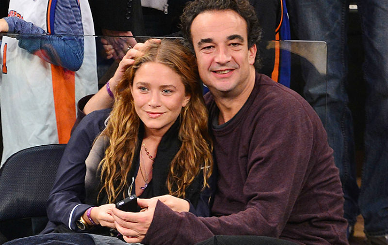 Стали известны причины развода Мэри Кейт Олсен и Оливье Саркози
