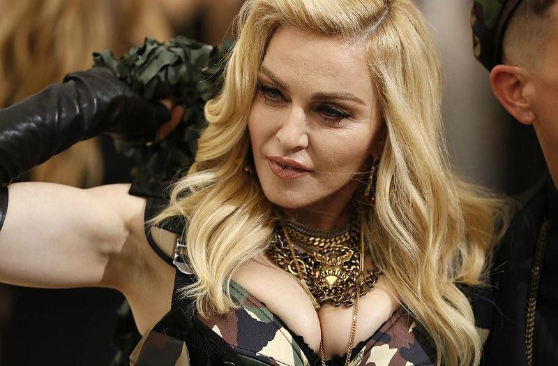 Мадонна переболела коронавирусом и решила «подышать воздухом COVID-19»