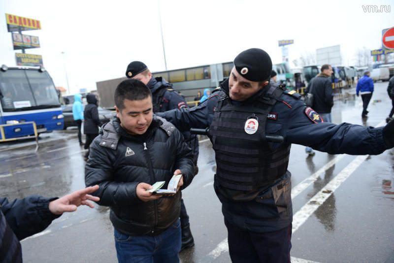МВД предложило установить слежку за приезжими по мобильному приложению «Мигрант»