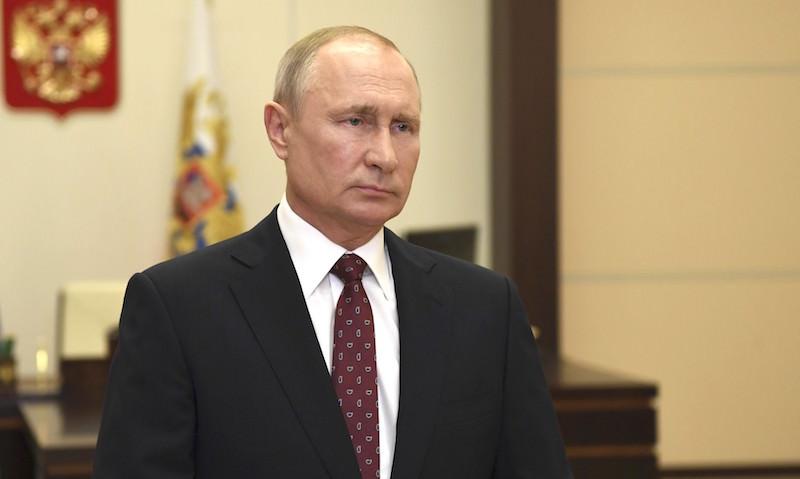 Кремль не при чем: Путина выдвинули на