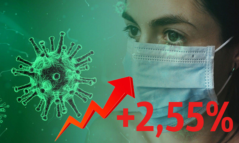 Динамика коронавируса на 17 мая