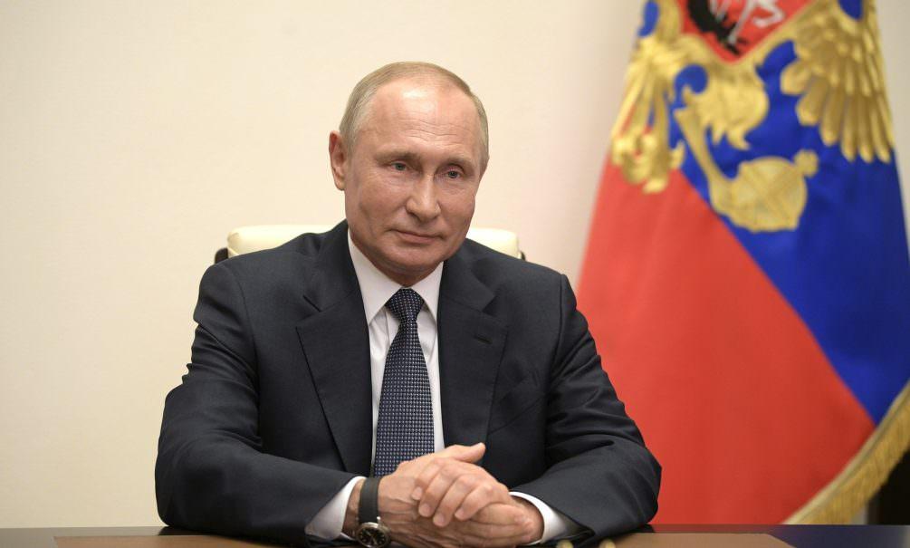 Шутка Путина про