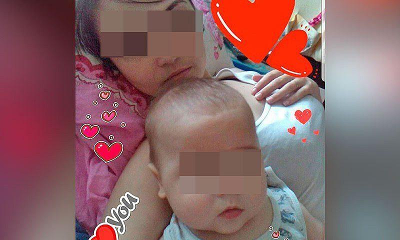 В Тольятти трехлетний малыш несколько часов просидел в подъезде, пока мать пьянствовала