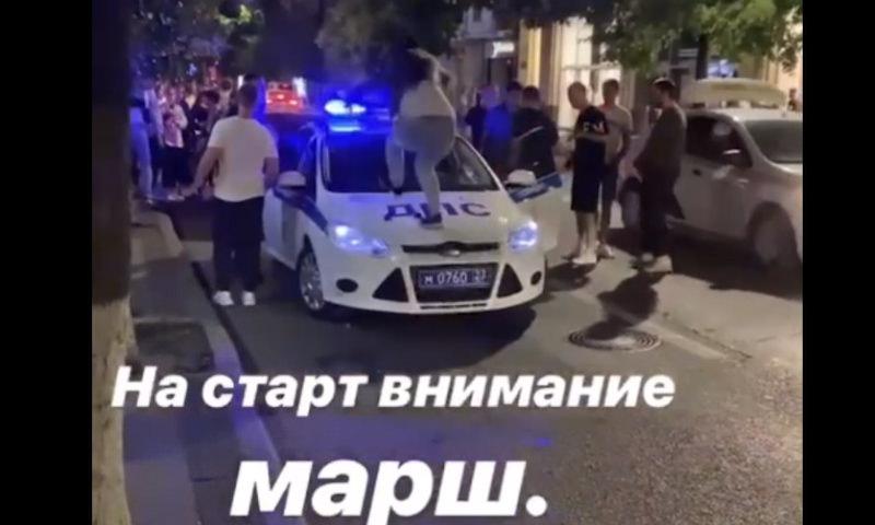 Краснодарцы отметили открытие летних кафе дракой с полицией