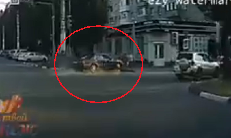 В Воронеже полицейский устроил смертельное ДТП, попавшее на видео