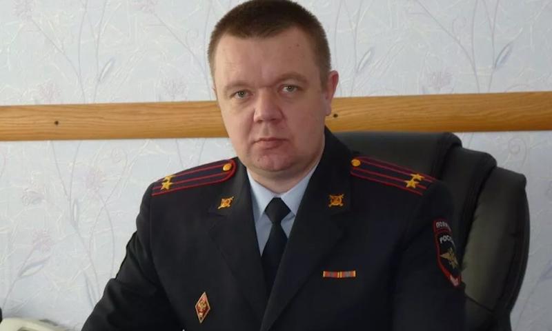 Глава районного отдела полиции в Курской области задержан за госизмену