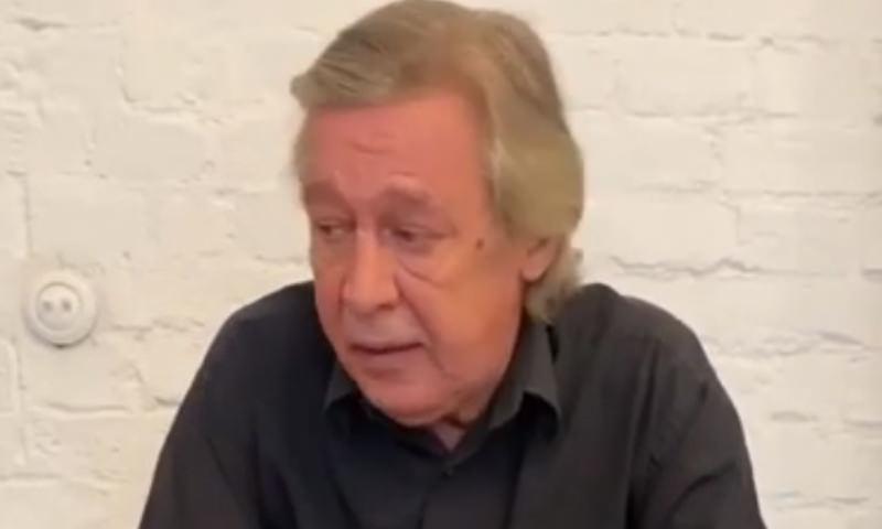 «Я не понимаю, как дальше жить»: Михаил Ефремов записал обращение к семье погибшего